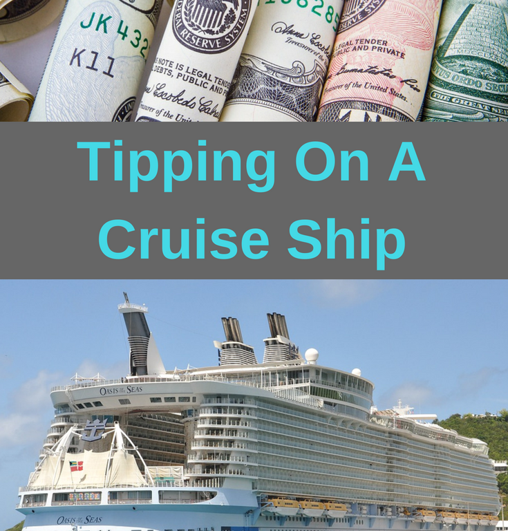 Tipping on a Cruise Ship