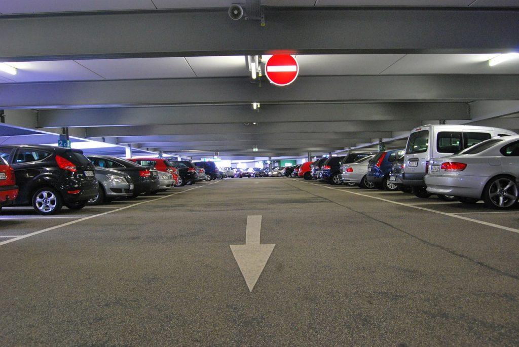 Parking Garage - Cruise Parking