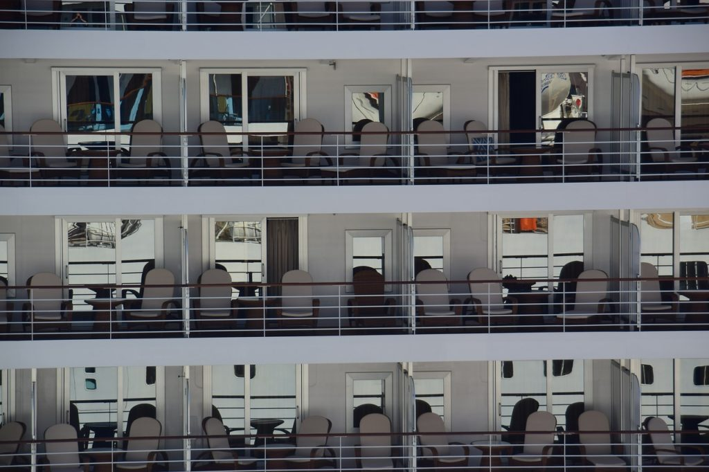 Cruise Ship Balcony Staterooms