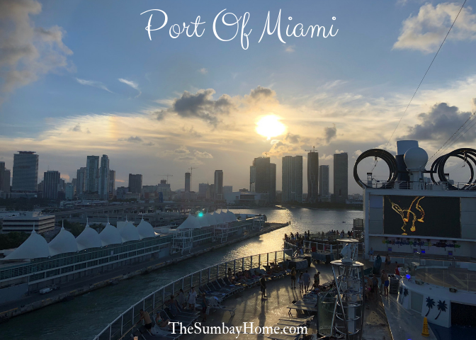 TheSumbayHome.com MSC Seaside - Port of Miami