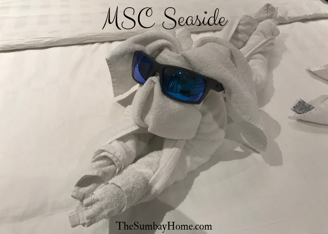 TheSumbayHome.com MSC Seaside