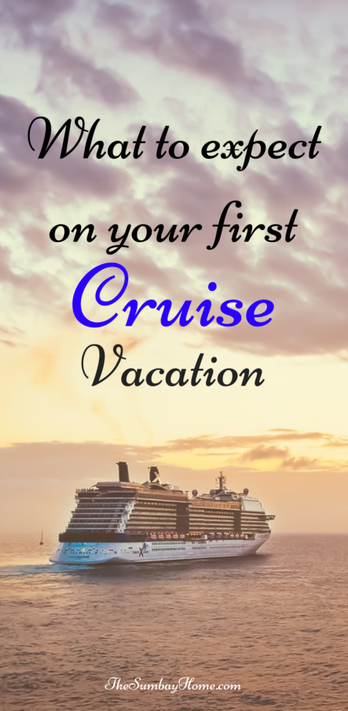 What Cruising is like on a Cruise Ship