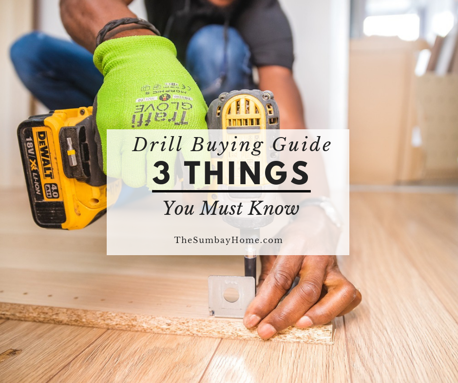 Cordless Power Tool Buying Guide - TheSumbayHome.com